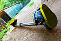 Шнековый транспортер (винтовой конвейер) в трубе 159 мм, длинной 10 м, 10 т\час, двигатель 4.0 кВт, фото 4