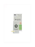 Защитное 3D стекло для Xiaomi Redmi 4x White