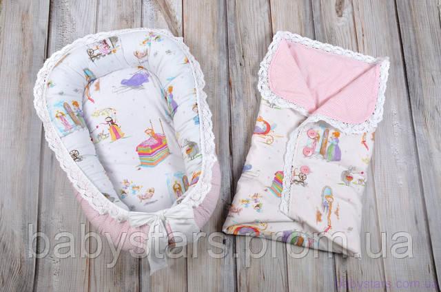 Летний набор для новорожденного