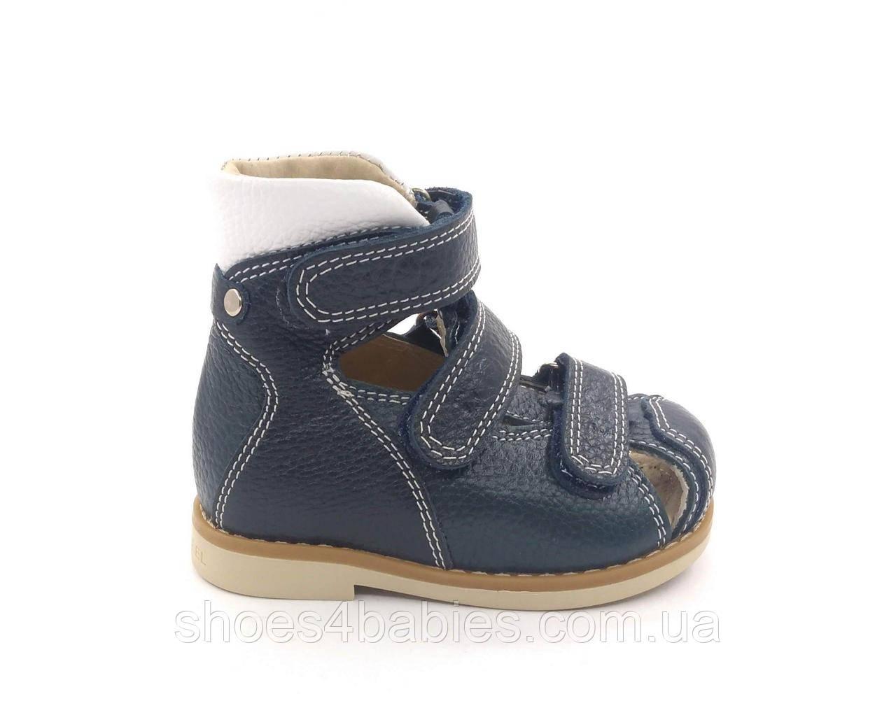 Босоножки, сандали ортопедические Ecoby 006В р. 20, 21