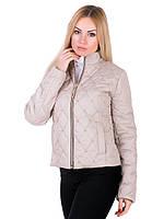 Женская демисезонная куртка IRVIC 46 Бежевый IrC-ZK20-140-46, КОД: 259123