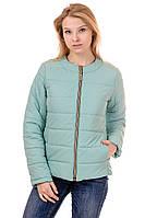 Женская демисезонная куртка IRVIC 44 Мятный IrC-FZ136-44, КОД: 259119