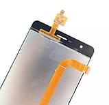 Модуль (дисплей+сенсор) для oukitel k4000, фото 6