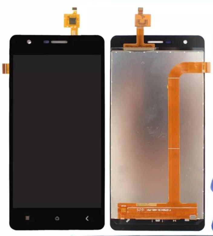 Модуль (дисплей+сенсор) для oukitel k4000