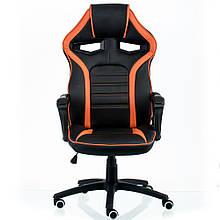 Крісло Game black/orange