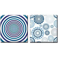 Картина Hypnosis Glozis D-009 50 х 50 см  D-009, КОД: 184098