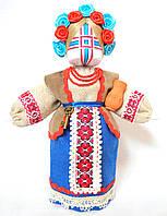 Кукла-мотанка КЛЮЙ Берегиня Ярина 25 см Разноцветная K0011YA, КОД: 182760