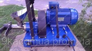 Экструдер зерновой ЭГК-30 (с трехфазным двигателем 4кв./1000 об./мин.)
