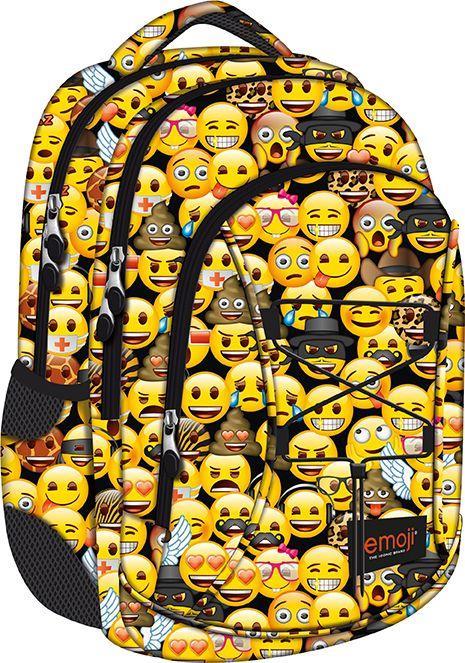 Рюкзак ST.RIGHT 24L, модель Emoji (40x30x20см)