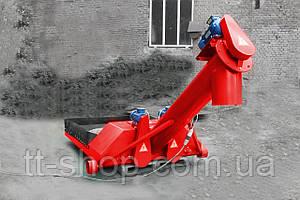 Хоппер разгрузчик вагонов для цемента 30 т/ч. двигатели 2 шт. по 3.0 кВт