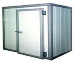 Холодильные камеры для хранения и заморозки рыбы, фарша