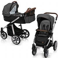 Универсальная коляска 2 в 1 Baby Design Dotty New 10 / Black, фото 1