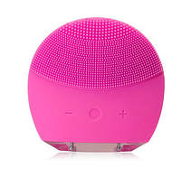 Электрическая щетка для лица FOREVER Lina Mini 2 с индивидуальной настройкой очистки Розовый SUN1, КОД: 155268
