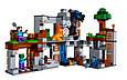 """Конструктор лего майнкрафт Аналог Lego Minecraft Lepin 18042 """"Приключения в шахтах"""" 721 дет, фото 3"""