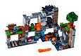 """Конструктор лего майнкрафт Аналог Lego Minecraft Lepin 18042 """"Приключения в шахтах"""" 721 дет, фото 4"""