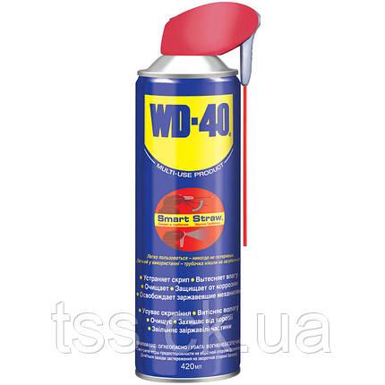 WD-40 420 мл, фото 2