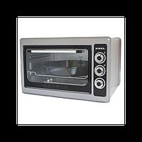 Электрическая духовка тостер-печь Asel  AF-33-23 33л. с таймером /серая/