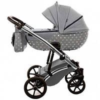 Детская коляска 2 в 1 Tako Laret Imperial 03 Серая 13-LI03, КОД: 287191