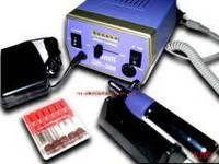Машинка фрезеная для маникюра, педикюра, наращивания, коррекции  ногтей со склада  DR 288