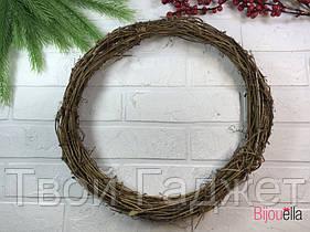 Круг из натуральной плети 30х3