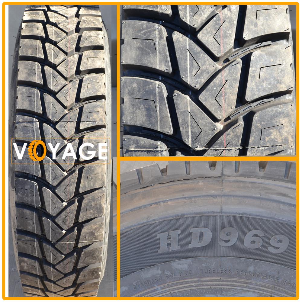 Грузовая шина Goldshield  HD 969 (Ведущая) 315/80R22.5