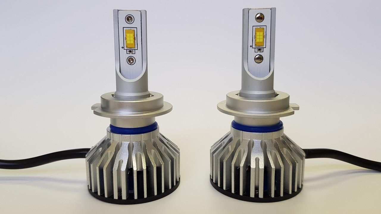 Светодиодная лампа VIAN P2 H7 6000K (пара)