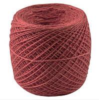 Пряжа для вязания 100% шерсть мериноса 350м