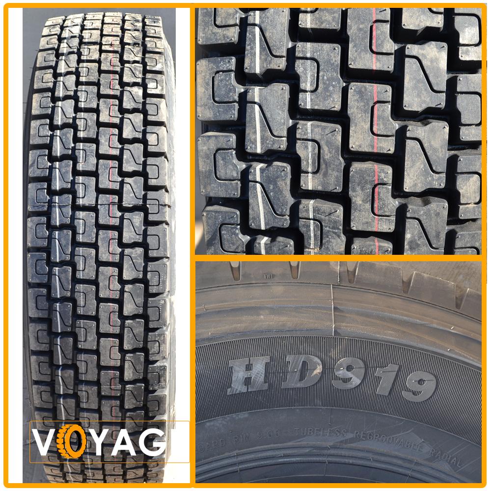 Грузовая шина Goldshield  HD 919 (Ведущая) 315/80R22.5