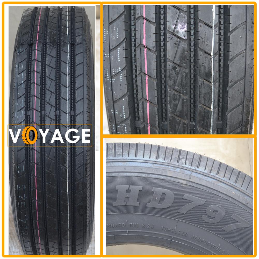 Грузовая шина Fronway HD 797 (Рулевая) 315/80R22.5