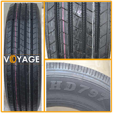 Грузовая шина Fronway HD 797 (Рулевая) 315/80R22.5, фото 2