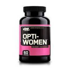 Optimum Nutrition OPTI-WOMEN 60 . ВИТАМИНЫ ДЛЯ ЖЕНЩИН.