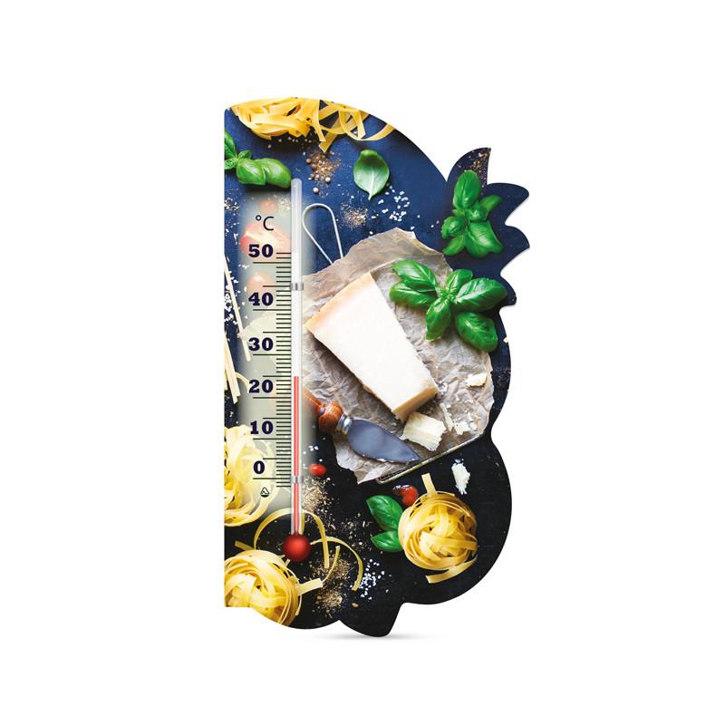 "Декоративный термометр ""ФРУКТЫ"" магнит"