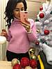 Женский красивый свитер под горло (расцветки)
