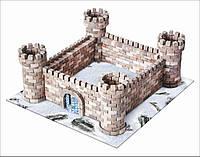 Конструктор керамический Країна замків і фортець Замок Орлиное гнездо 870 деталей