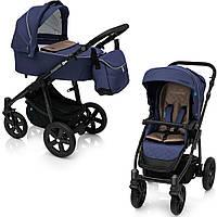 Универсальная коляска 2 в 1 Baby Design Lupo Comfort New 03 / Navy, фото 1