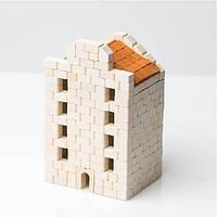 Конструктор керамический Країна замків і фортець Отель 400 деталей , фото 1