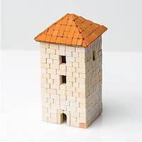 Конструктор керамический Країна замків і фортець Башня 420 деталей , фото 1