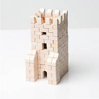 Конструктор керамический Країна замків і фортець Замок Золотые ворота 300 деталей