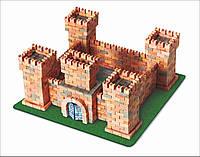 Конструктор керамический Країна замків і фортець Замок дракона 1080 деталей , фото 1