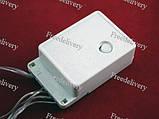 Гирлянда светодиодная новогодняя цветная Штора Дождик 240 LED 3.2 x 2м, фото 3