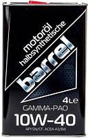 BАRREL 10W40 GAMMA-PAO ,  4л