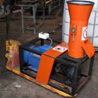 Гранулятор топливных пеллет 380 В, 11 кВт (матрица 200 мм, 200 кг/час)