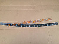 Накладка на задний бампер на Subaru Outback 2006-2009