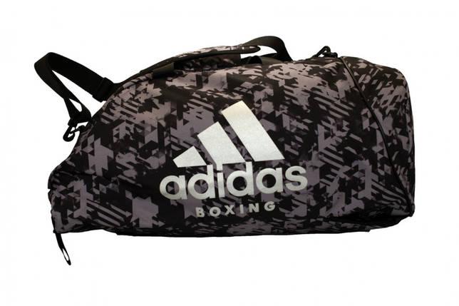 Сумка-рюкзак Adidas (2 в 1) ADIACC058B, фото 2