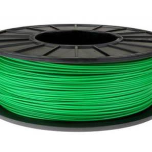 Пластик в котушці PLA 1,75 мм, MonoFilament, 0,5 кг, Зелений, фото 2