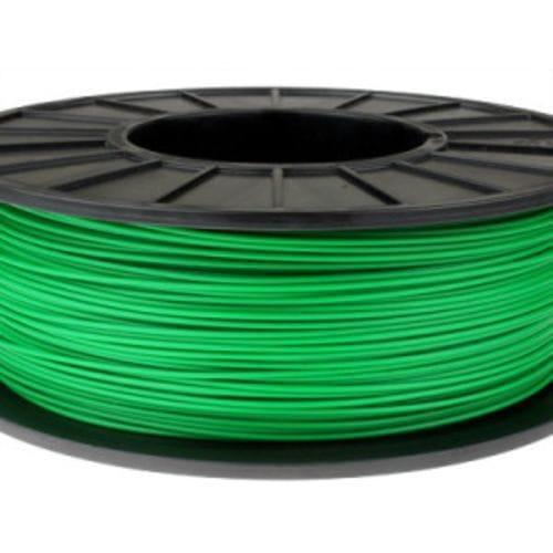 Пластик в котушці PLA 1,75 мм, MonoFilament, 1 кг, Зелений