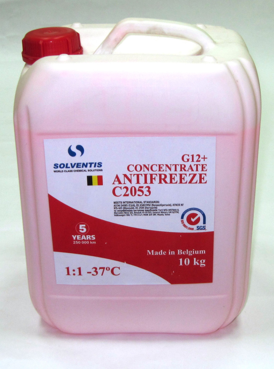 Антифриз класса G12+ C2053 (10 кг)