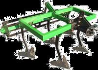 Культиватор сплошной обработки КН-1 с грудобоем для мотоблока