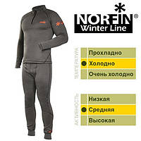 Термобельё Norfin Winter Line Gray 3036001-S - Норфин