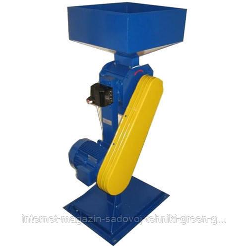 Измельчитель зерна Эликор-4 (380 В, 7,2 кВт, 800-1000 кг/час)